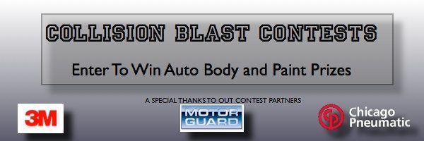 CONTEST BANNER.001 Auto Body and Paint Giveaways