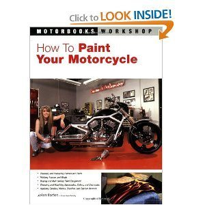 how to paint a motorcycle How To Custom Paint Your Motorcycle   Introduction