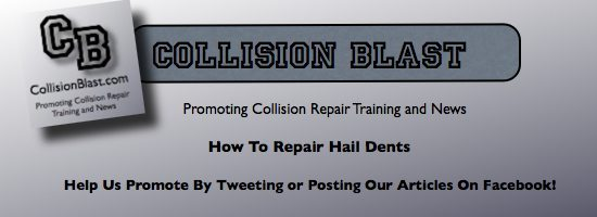 how to repair hail damage pic.002 5 Methods For Repairing Hail Damage...Are You Prepared For Hail Season?