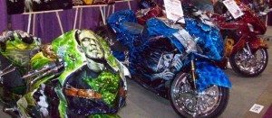 How To Custom Paint Your Motorcycle – Repairing Crotch Rocket Style ABS Plastic