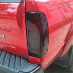 How To Smoke Or Tint Tail Lights