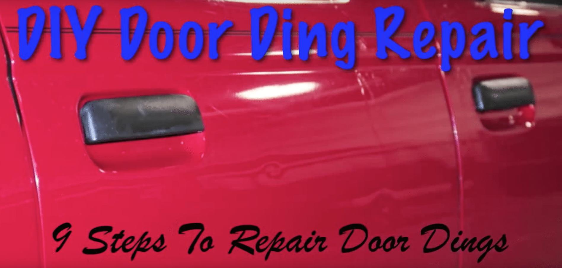 Ding Repair
