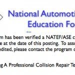 NATEF Certified Schools