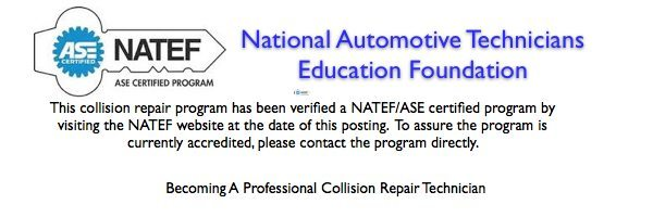 Collision Repair Program – College of Lake County – Grayslake, Illinois