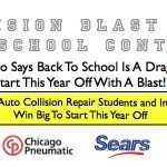 Collision Blast Back To School Contest