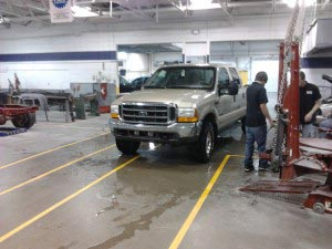 BCC Team 1 – Ford Pickup Project