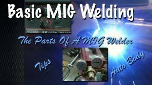 MIG Welding Basics – Parts of a MIG Welder Video Tutorial – Automotive Welding