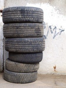How Old – and Dangerous – Are Your Tires?