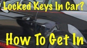 Two Ways To Unlock Your Car Door Without The Key