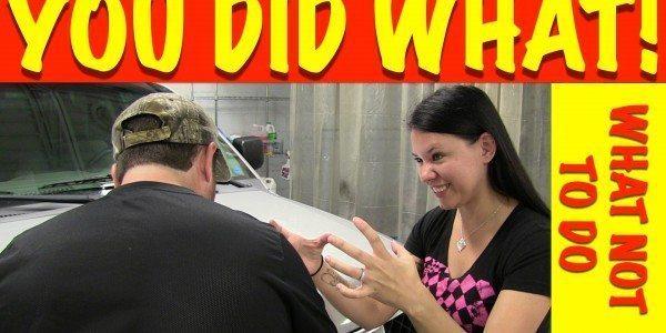Baby Shampoo Car Soap and Clay Bars