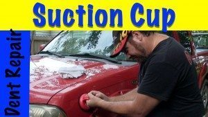 Suction Cup Dent Repair