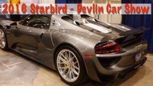2016 Starbird – Devlin Car Show
