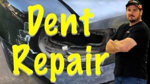 Dent Repair…How Do I Repair This Dent Myself?