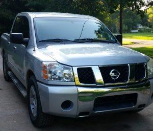 Nissan Titan Project
